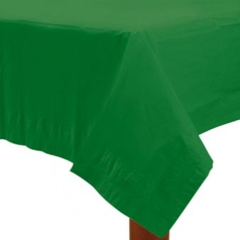 Festive Green 3-ply Tablecover