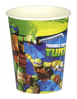 Ninja Turtles Cups