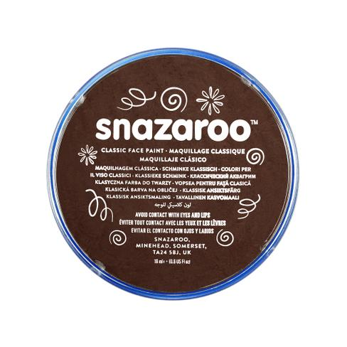 Snazaroo - Paint - Brown