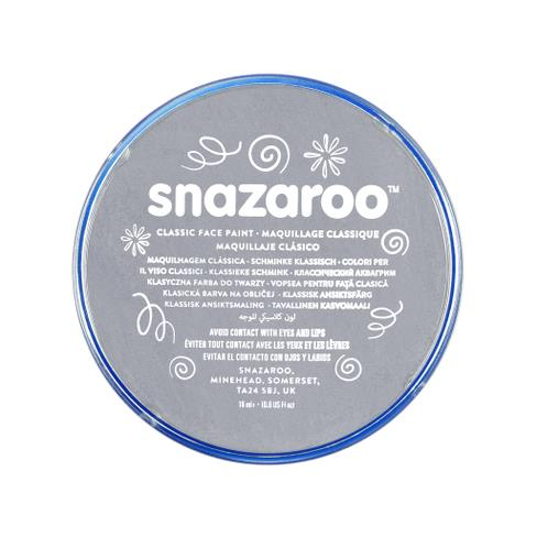 Snazaroo - Paint - Grey