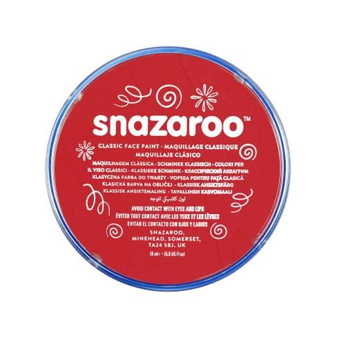 Snazaroo - Paint - Red