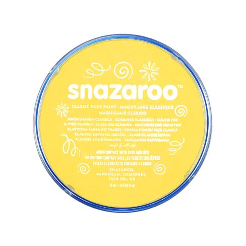 Snazaroo - Paint - Yellow