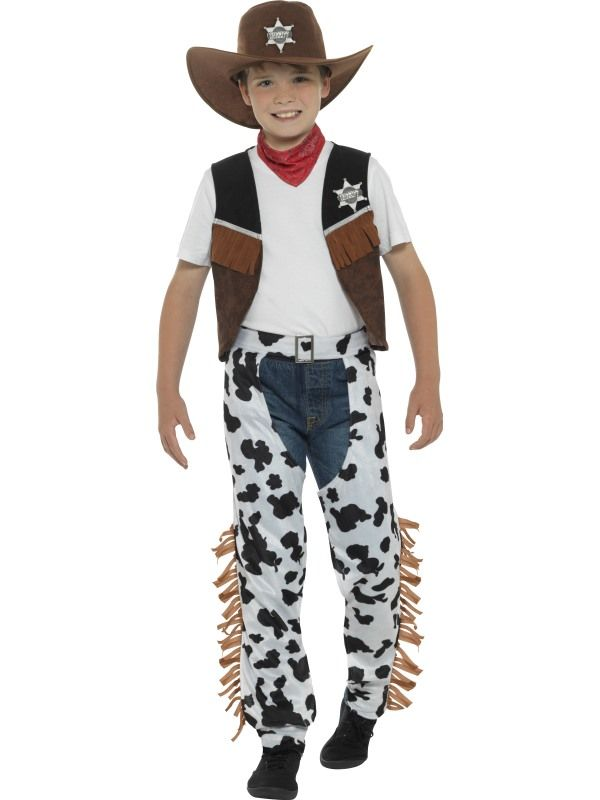 Texan Cowboy / Cowgirl Costume  sc 1 st  Monkey Business Reigate & Texan Cowboy Cowgirl Costume
